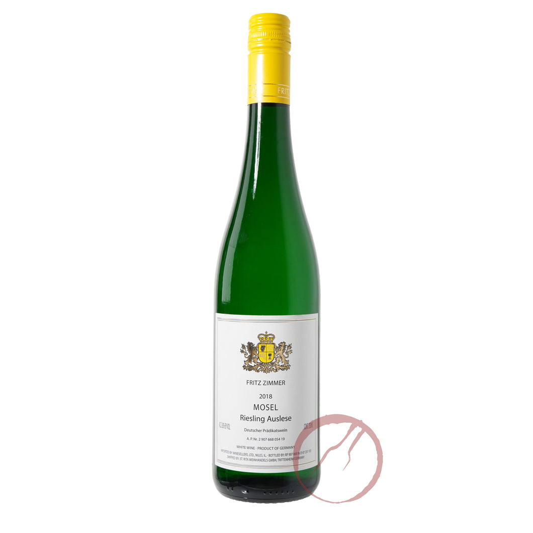 Fritz Zimmer Riesling Auslese 2018