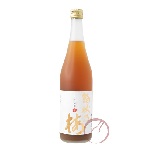 Chugoku Shakujo no Ume Cloudy Plum Wine 720 ml
