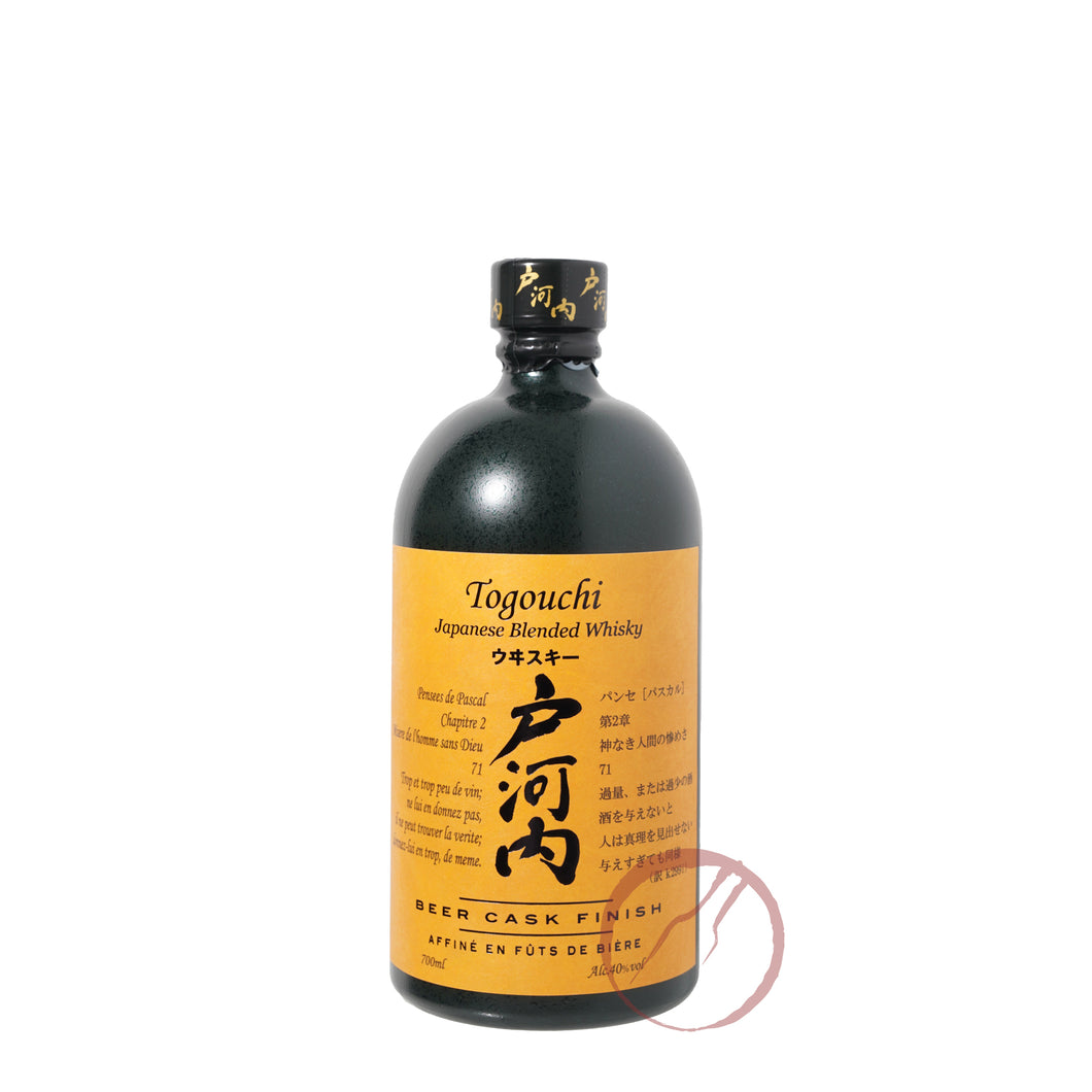Chugoku Togouchi Japanese Blended Whisky Beer Cask Finish