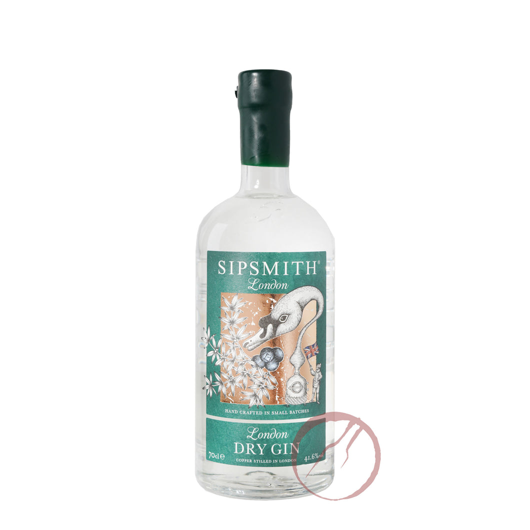 Sipsmith Small Batch London Dry Gin