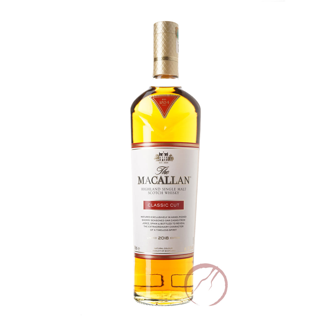The Macallan Classic Cut 2018 Edition