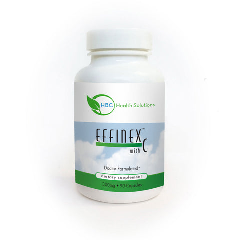 Effinex™ Idebenone with Vitamin C 300mg