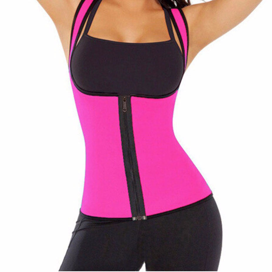 Neoprene Thermal Hot Body Slimming Sauna Shapers with Zipper