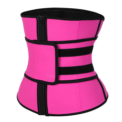 Image of Hourglass High Compression Zipper Waist Trainer