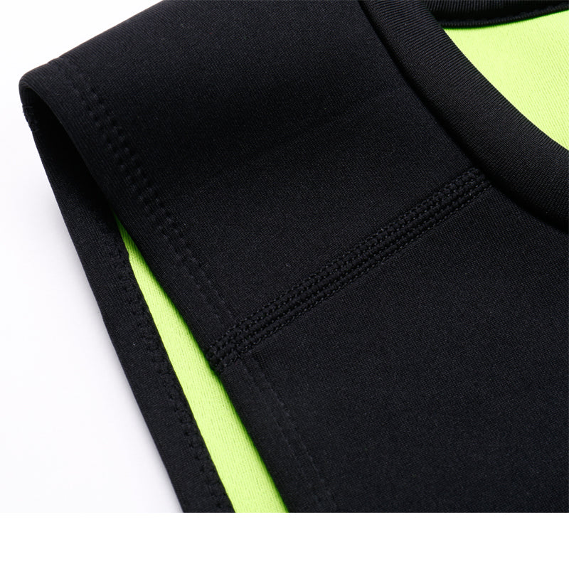 Men's Neoprene Thermal Hot Body Slimming Sauna Shapers