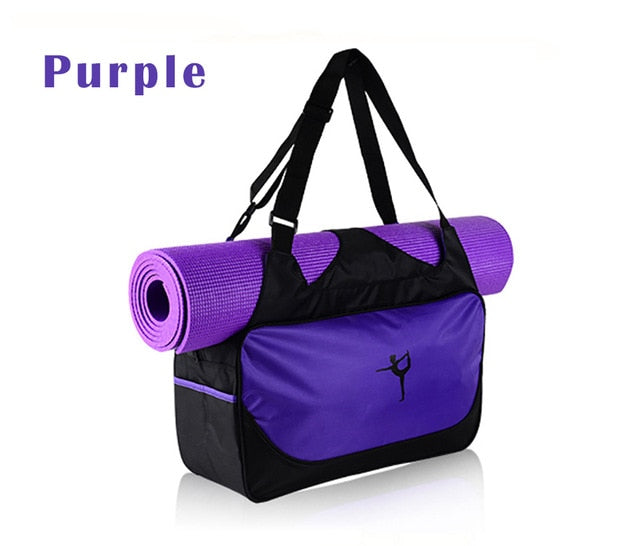 Multifunctional Waterproof Yoga Gym Bag