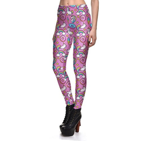 Unicorn Series Leggings