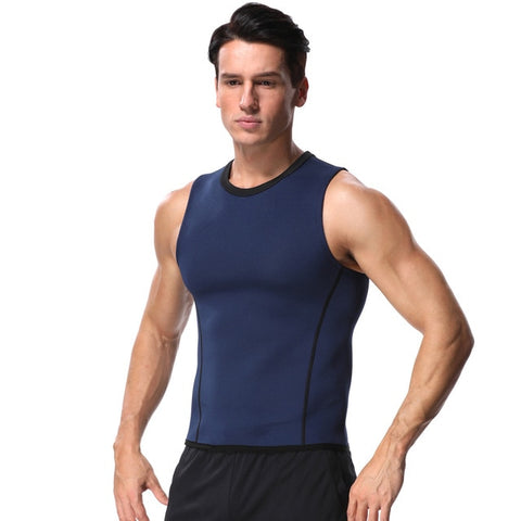 Image of Men's Neoprene Thermal Hot Body Slimming Sauna Shapers
