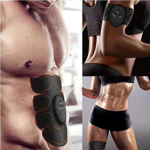 EMS Electric Muscle Simulator Massager For Abs Legs and Arms