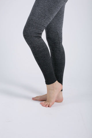 Image of Reverse Color Fade Leggings