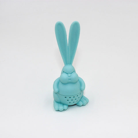 Blue Rabbit Silicone Tea Infuser