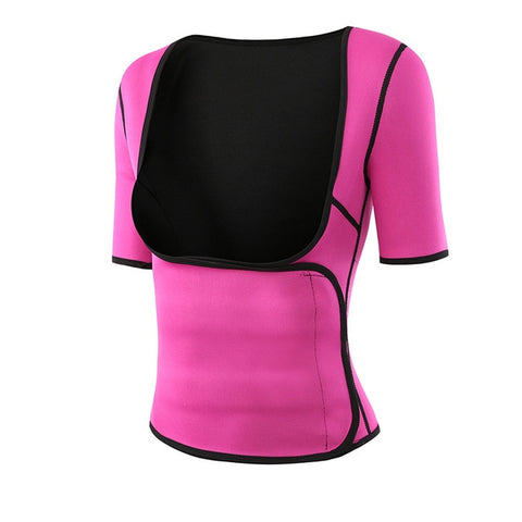 Neoprene Slimming Upperbody Sauna Sweat Waist Trainer Belt Shaper