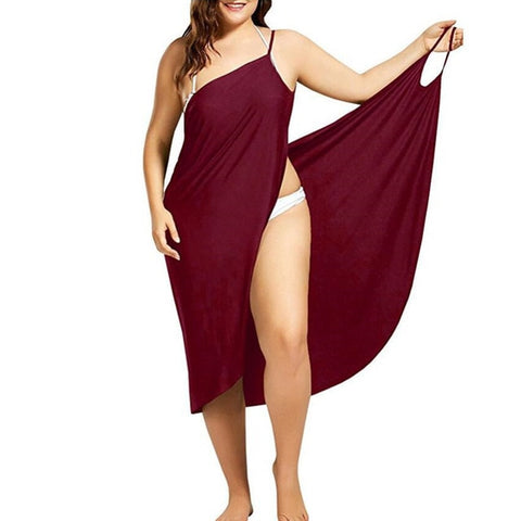 Beach Sling Sarong Dress Bikini Cover Up Wrap