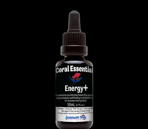 CORAL ESSENTIALS CORAL ENERGY+ 50ML