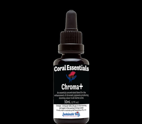 CORAL ESSENTIALS CORAL CHROMA+ 50ML
