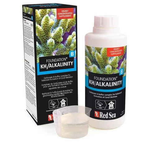 RED SEA REEF CARE KH/ALKALINITY FOUNDATION B 500ML