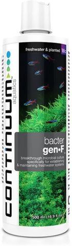 CONTINUUM AQUATICS BACTER GEN-F 250ML
