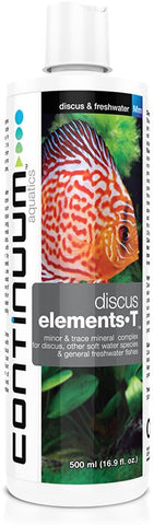 CONTINUUM AQUATICS DISCUS ELEMENTS T 250ML