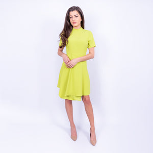 Priory Short Sleeved Dress