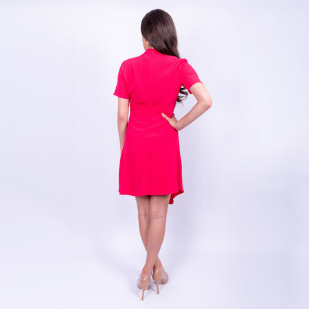 Priory Short Sleeve Dress