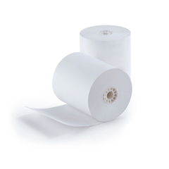 POS Thermal Paper Receipt Rolls 80mm x 80mm Pack of 4