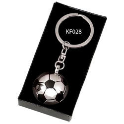 Football Keyring - Cutting Edge Engravers