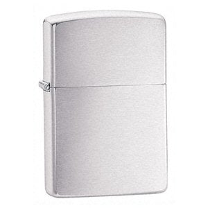 Zippo Brushed Chrome - Cutting Edge Engravers