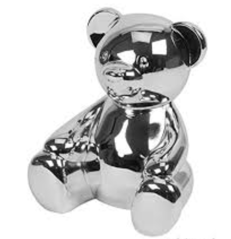 Teddy Bear Money Box - Cutting Edge Engravers