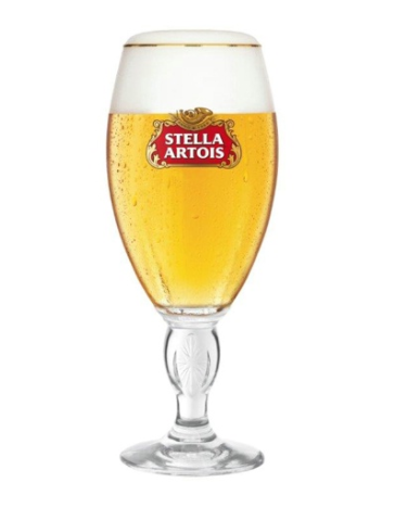 Stella Artois Chalice Pint Glass Personalised - Cutting Edge Engravers