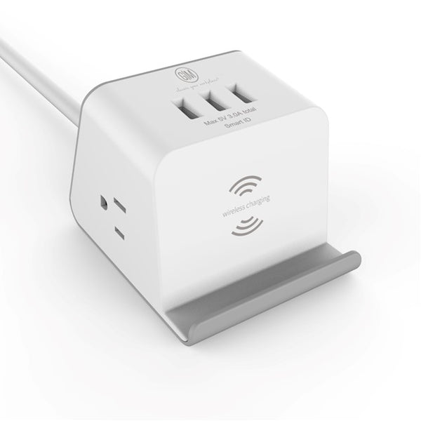 Elevate™ Wireless Desk Power