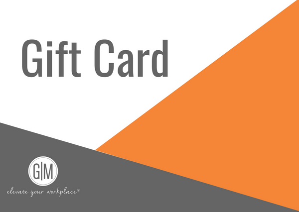 G|M Business Interiors Gift Card