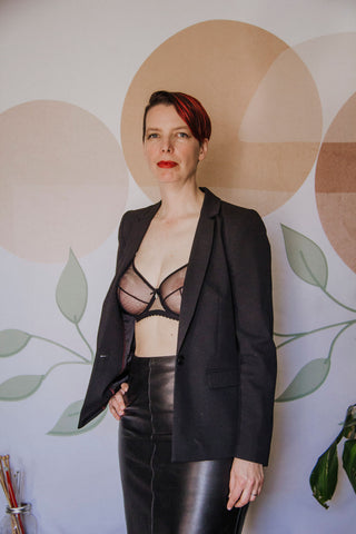 Queen of Cups Lingerie CEO Abby Pond