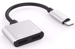 Adaptateur Lightning à double port pour iPhone - Taxes incluses - 55% de rabais