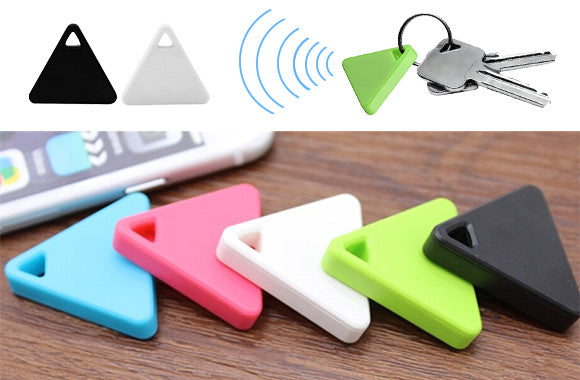 Ensemble de 2 porte-clefs de localisation intelligents Bluetooth - Taxes incluses - 67% de rabais