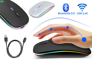 Souris sans fil Bluetooth - Taxes incluses - 55% de rabais