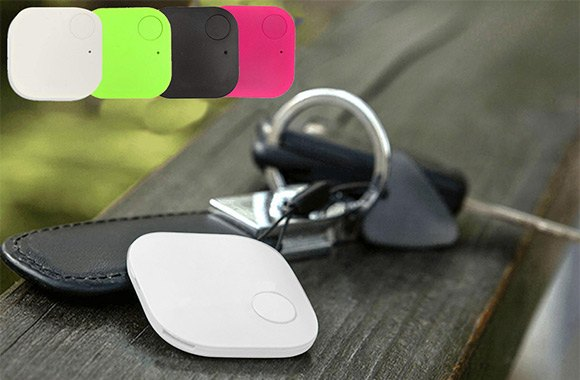 Porte-clef de localisation intelligent Bluetooth - Taxes incluses - 68% de rabais