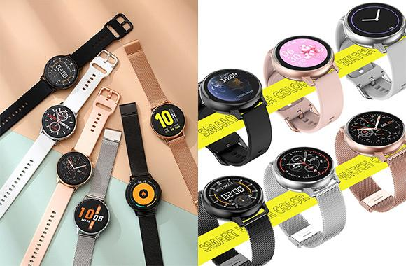Montre intelligente tendance pour femme - Taxes included - 49% de rabais