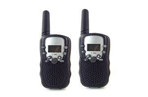 Ensemble de 2 walkies-talkies pour enfants - Taxes incluses - 48% de rabais