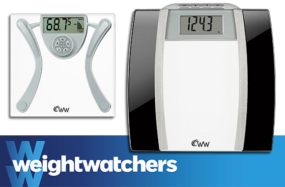 Balance d'analyse corporelle Weight Watchers® par Conair® - Taxes incluses - Jusqu'à 48% de rabais