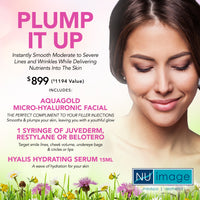 PLUMP IT UP Package