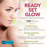 READY, SET, GLOW Package