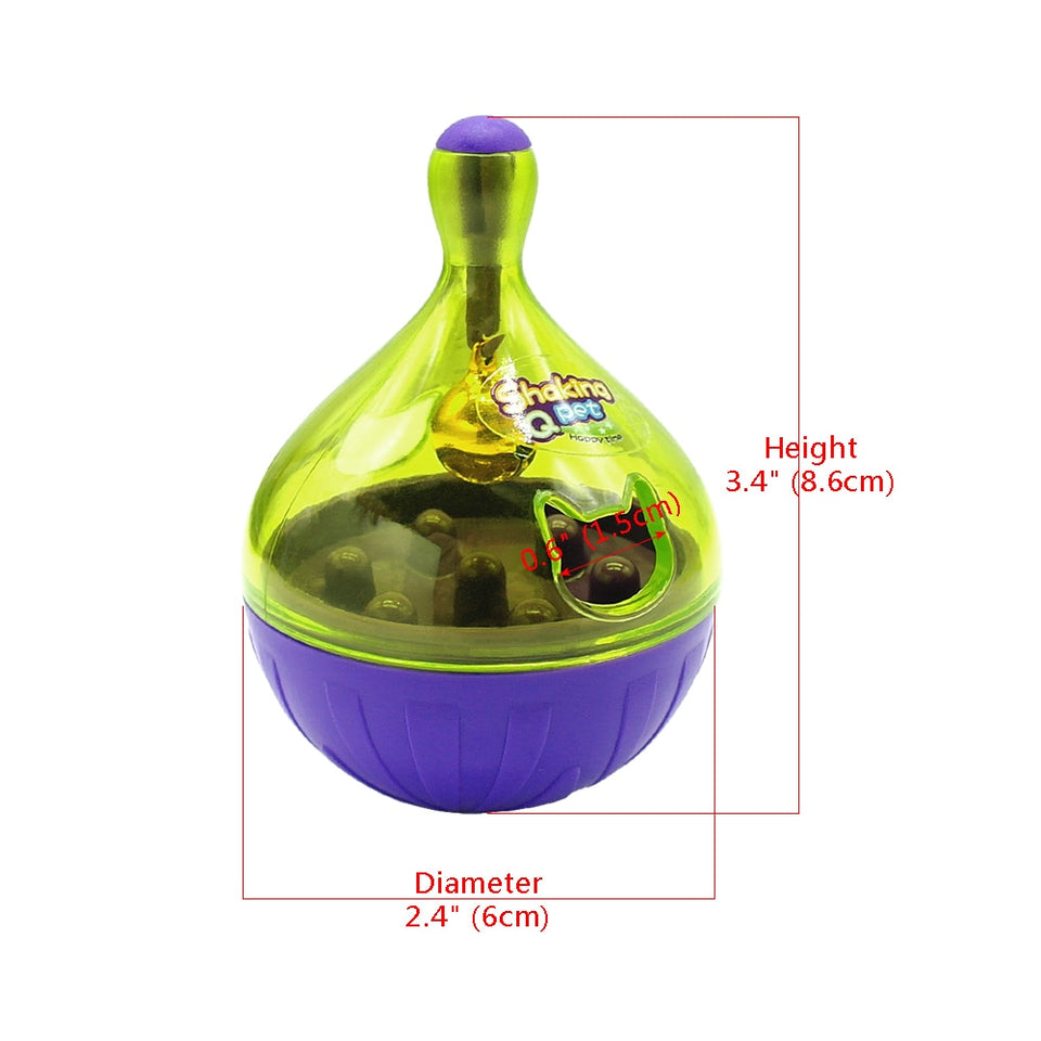 Food Dispenser Toy For Cats