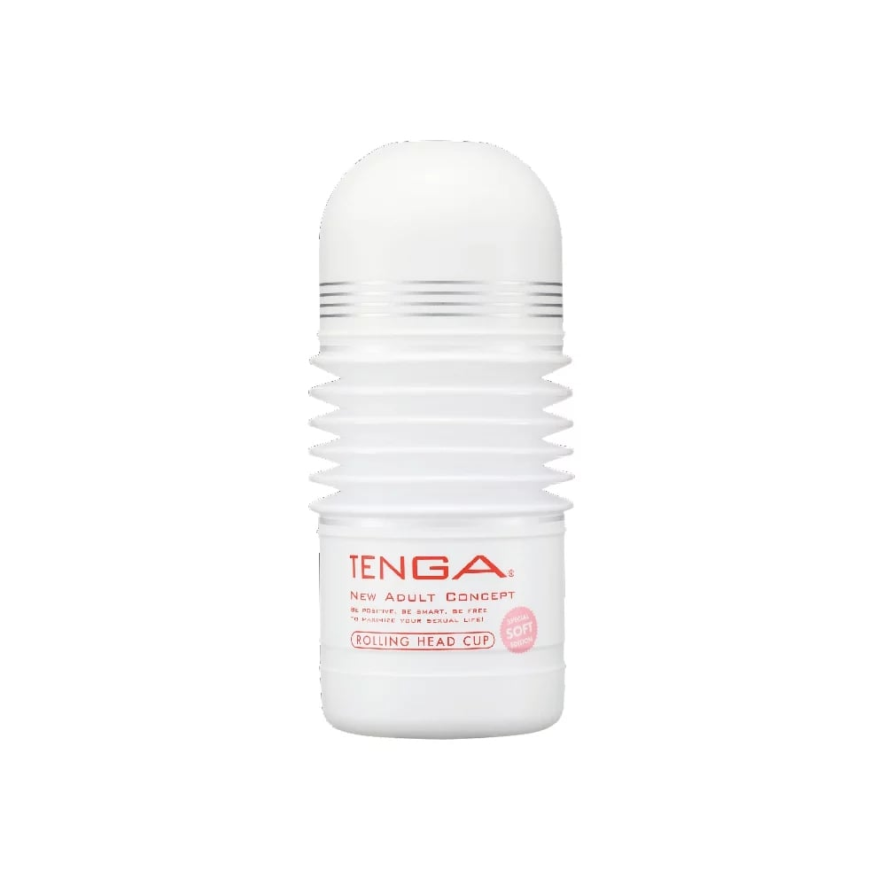 TENGA Rolling Head Cup (Soft)