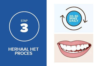 Set van 2 Optimal White bitjes