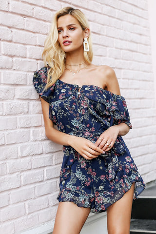 Summer Love Romper