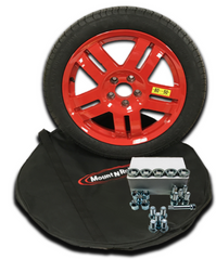 EZ Spare Wheel with the Revolutionary Easy Fit System™