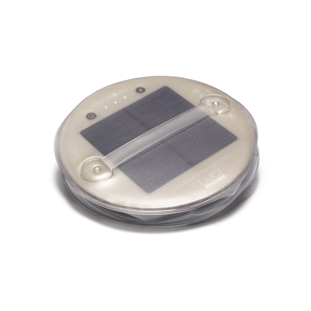 Lampara Solar Inflable LUX