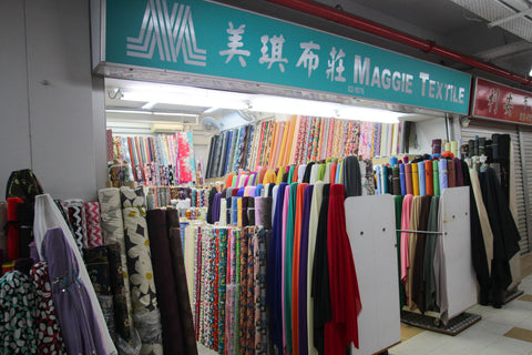 Where to buy fabric in Singapore: Our suggestions for places
