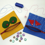 Sew Your School Supplies (Holiday Special)
