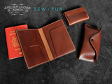 Atelier Lodge x Sew Fun Leather & Canvas Workshop